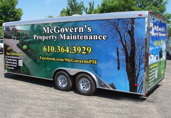 trailer vehicle wraps